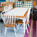 Table and chairs 6 E220