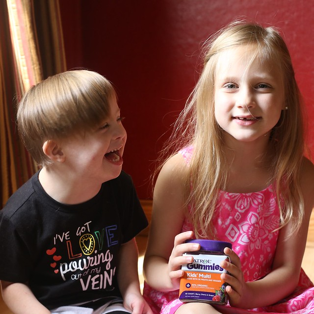 Kids Vitamins and Supplements