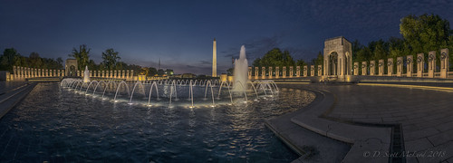 WWII Memorial Pano