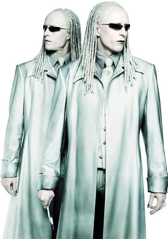 Промо-фото к фильму «Матрица: Перезагрузка», 2003 год.