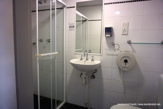 Double Room En Suite Big Hostel Sydney - Bathroom