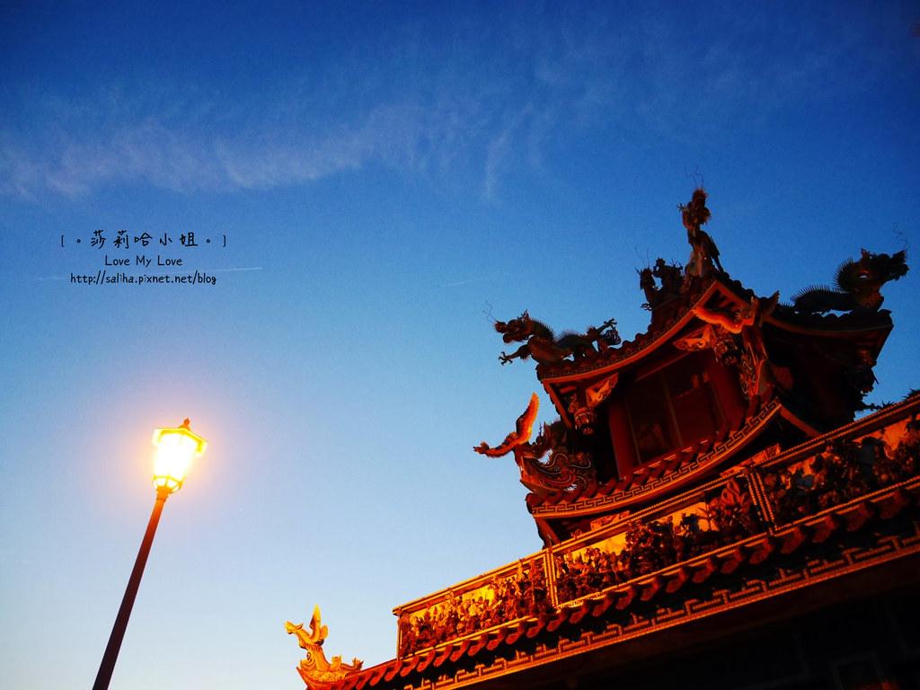 內湖碧山巖夜景 (3)