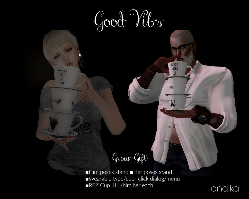 LM & Group gift Notice