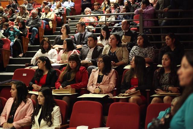Se titulan nuevos profesionales en el Campus Villarrica