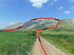 pe cărări de munte(III)/on the mountain paths(III)