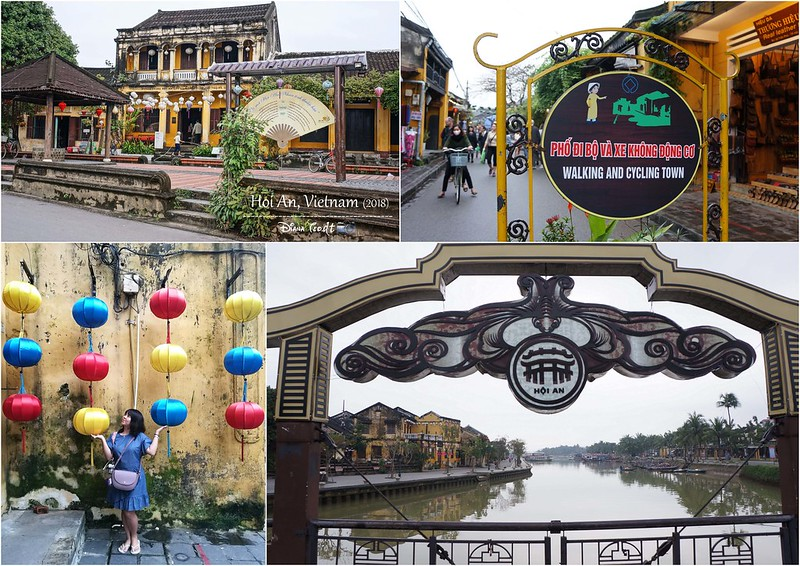 2018 Vietnam Hoi An Old Town
