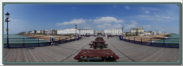Eastbourne Hotels From The, Panasonic DMC-GH3, Lumix G X Vario 12-35mm F2.8 Asph. Power OIS