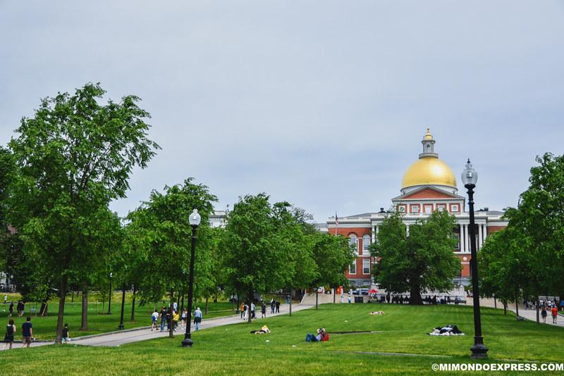2. Massachusetts State House