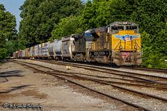 UP 8342 | EMD SD70ACe | CSX Memphis Terminal Subdivision