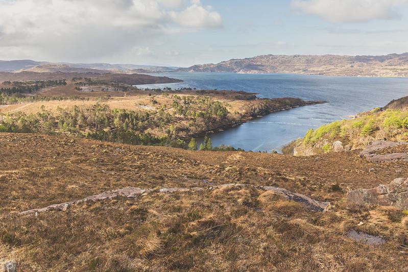 Upper Loch Torridon - Scotland 2017