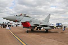 ZJ950 (950) Eurofighter Typhoon FGR4 Royal Air Force RAF Fairford RIAT