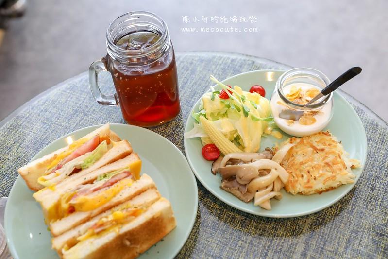 丄青初食,上青初食,蘆洲早午餐,蘆洲早餐 @陳小可的吃喝玩樂