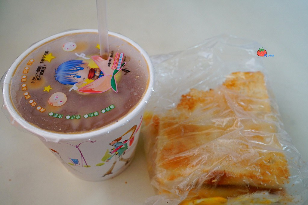桃園好吃早餐 炸豬排  明峯早餐店