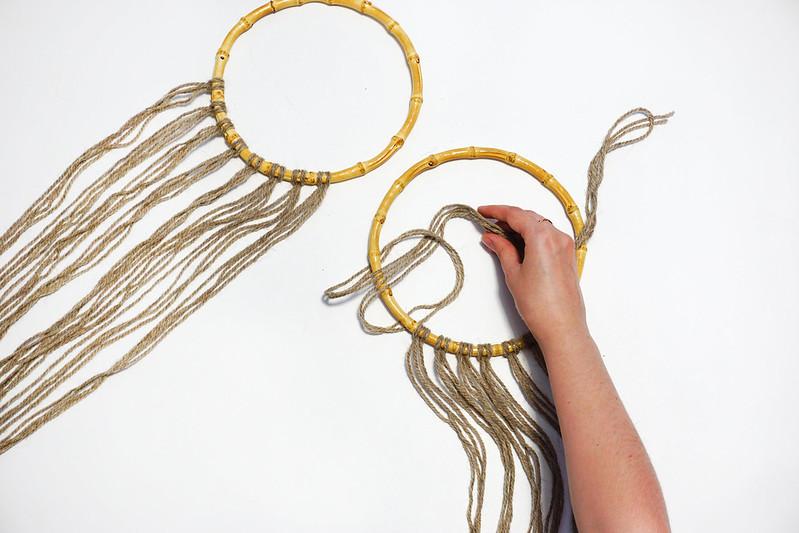 DIY: Делаем трендовую авоську шаг за шагом
