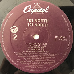 101 NORTH:101 NORTH(LABEL SIDE-B)