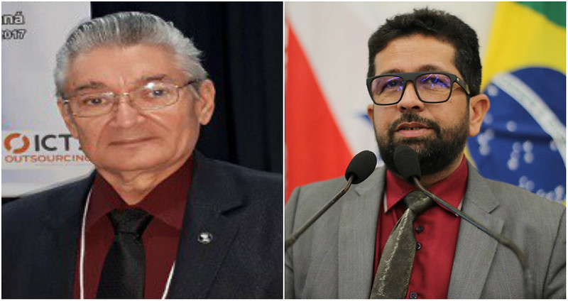Sorteado o relator do processo de infidelidade partidária de Henderson Pinto, agora no MDB, Altemar Paes e Henderson Pinto