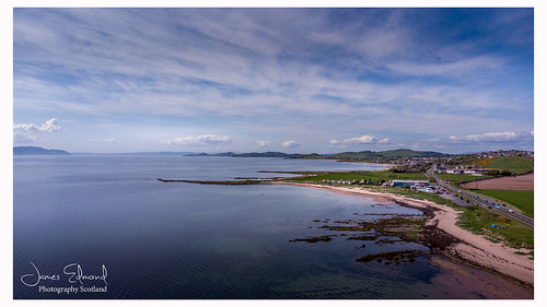 Seamill West Kilbride Ayrshire Scotland