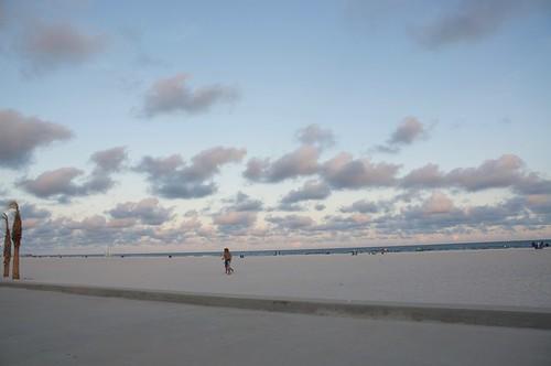 gulfshoresstatepark park sand sunriseclouds water