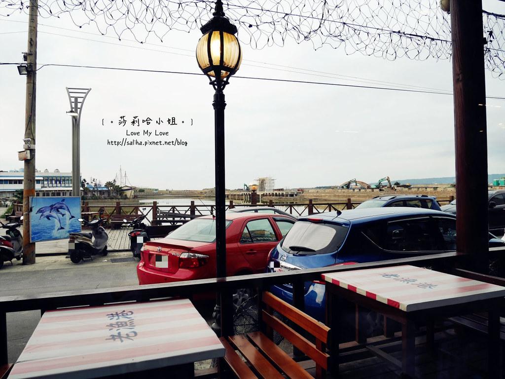 新竹南寮吃海鮮美食推薦老漁港新海鮮餐廰 (10)