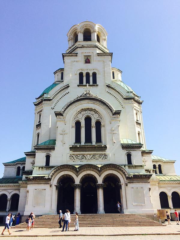 Cathedral Saint Alexandar Nevski 01