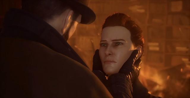 Vampyr - Ελίζαμπεθ Σ 'αγαπώ