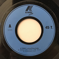 SMURFIN' KIDS:K WAY SMURFING KIDS(LABEL SIDE-A)