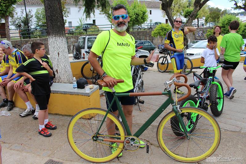 I Día de la Bicicleta Constantina 10/06/2018