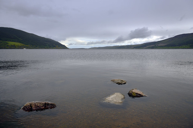 Loch Nis (Loch Ness), Scottish Highlands  -  (Selected by GETTY IMAGES)
