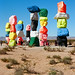 Seven Magic Mountains by Travis Estell