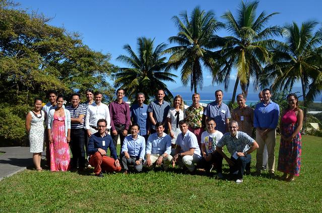 6ème QATEM Workshop les 14 et 15 juin 2018 à l'université de la Polynésie française