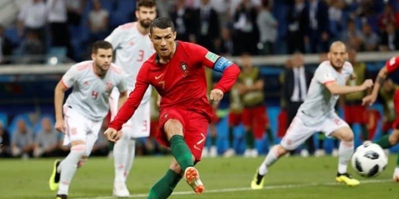 Mimpi Spanyol Dibuyarkan Oleh Gol Hat-trick Ronaldo