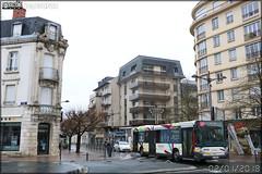 Heuliez Bus GX 337 - Keolis Châteauroux / Horizon n°8949