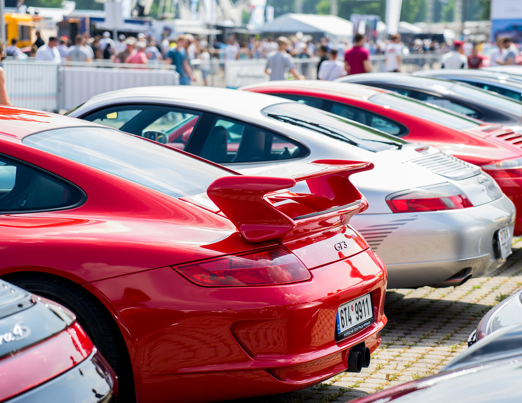 Porsche 991s