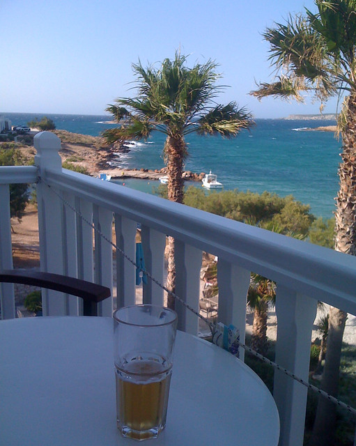 Paros 05 Kalypso balcony, Apple iPhone 3G
