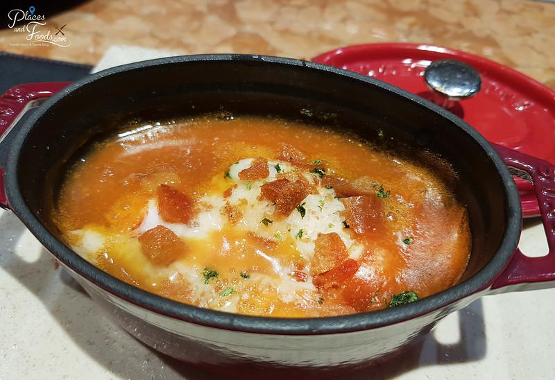 teppan by chef yonemura bouillabaisse
