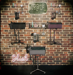 crate's Sewerline Set Blush Exclusive