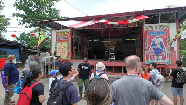 Pesta Ubin 2018: Tua Pek Kong Festival