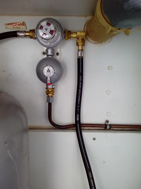 mélangeur gaz