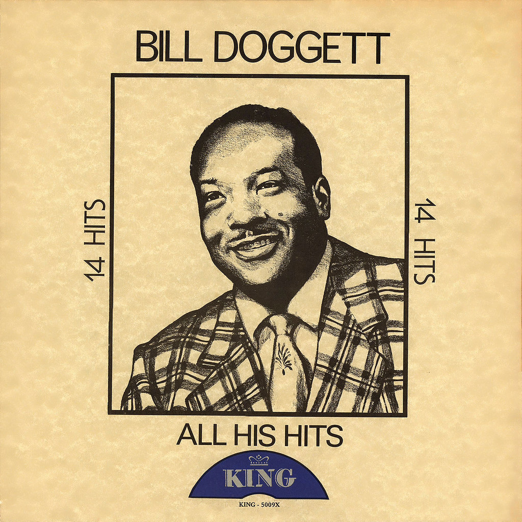 Bill Doggett - All His Hits