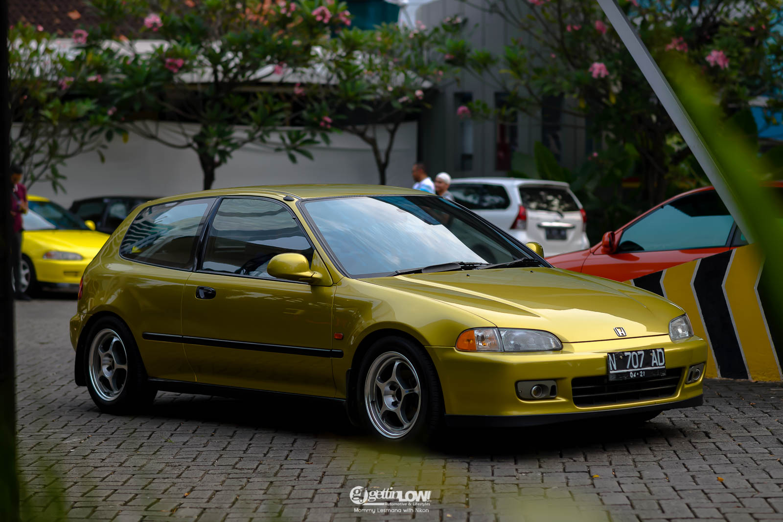 indonesian honda estilo meet in ramadhan