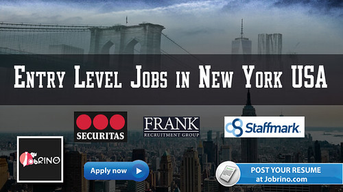 Entry Level Jobs in New York USA (2)
