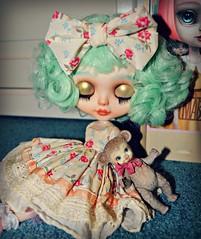 Lucy Limeade - Mab Graves Custom