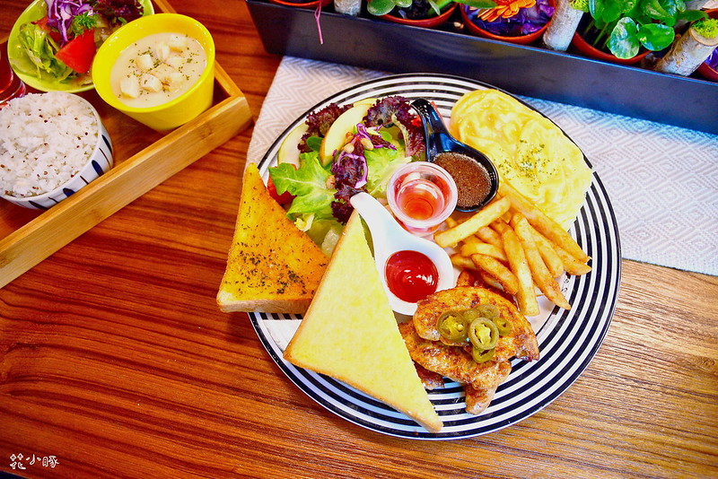 板橋早午餐日日早午餐菜單不限時板橋車站hivi brunch (9)