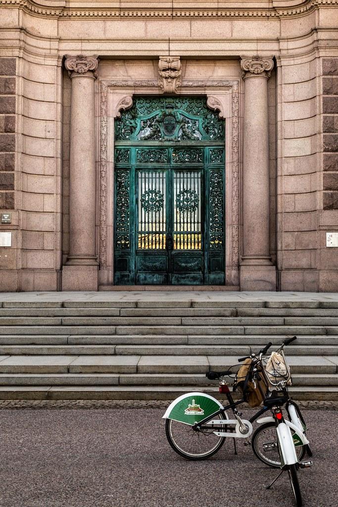 Democracy Doorway