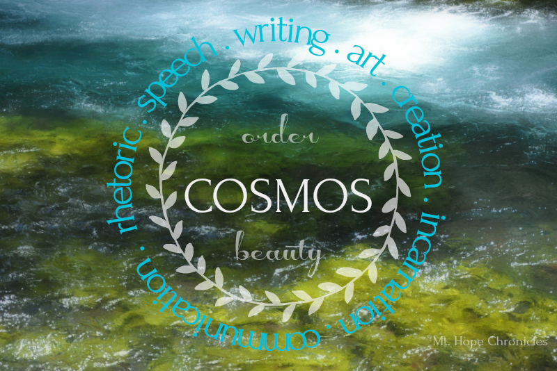 Cosmos and Writing @ Mt. Hope Chronicles