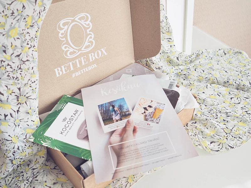 bettebox kesäkuu 2018