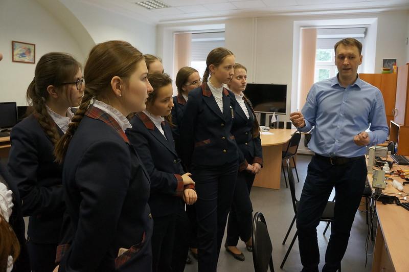 Пансион воспитанниц Министерства обороны Российской федерации и Биологическая обратная связь