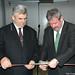 A Ternai Kft. Ipari úti telephelyének megnyitója - 2011. december 3.