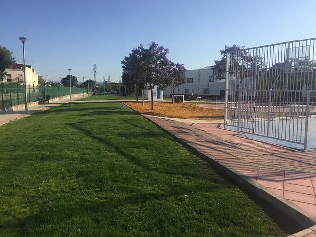 Parque de El Muelle