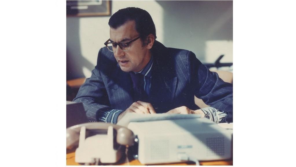 Ian Hay Davison, CBE, 1970s